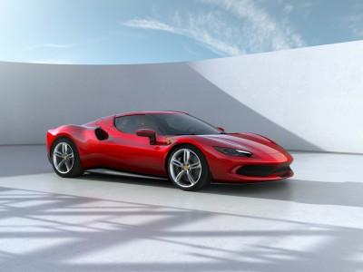 Evolucija Ferrarijeve berlinette