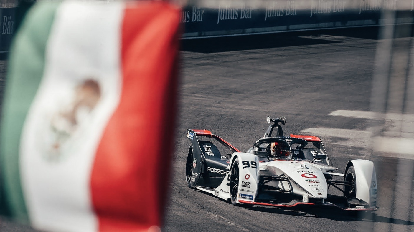 Puebla (MEX), 19th June 2021. ABB FIA Formula E World Championship, Season 7, Puebla E-Prix, Pacsal Wehrlein (GER),