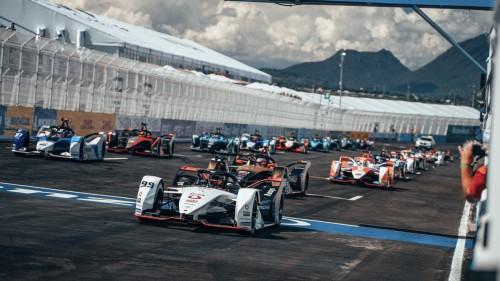 Šlamastika funkcionarjev FIA v Mehiki