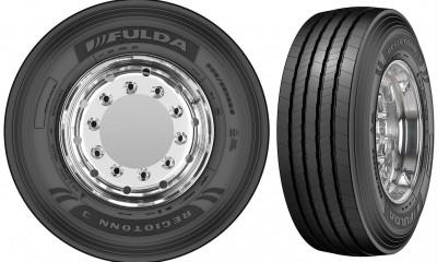 Nove tovorne pnevmatike Fulda