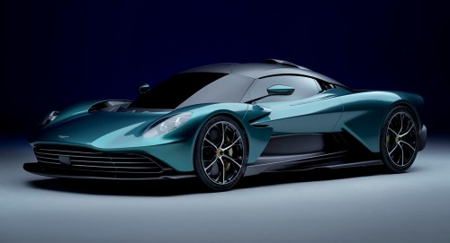 Novi hyper avto Astona