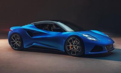 Popolnoma novi model Lotusa