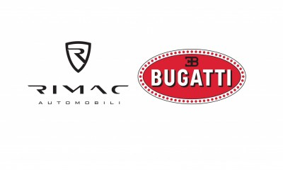 Rimac integriral Bugatti
