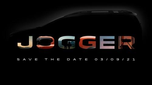 Novi Daciin SUV je Jogger