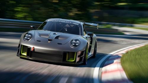 Porsche 911 GT2 RS 25 za dirkalne steze