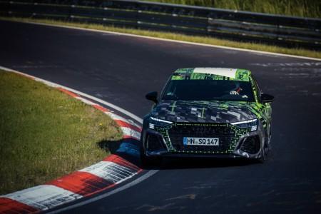 Audi RS 3 z rekordom Nürburgringa
