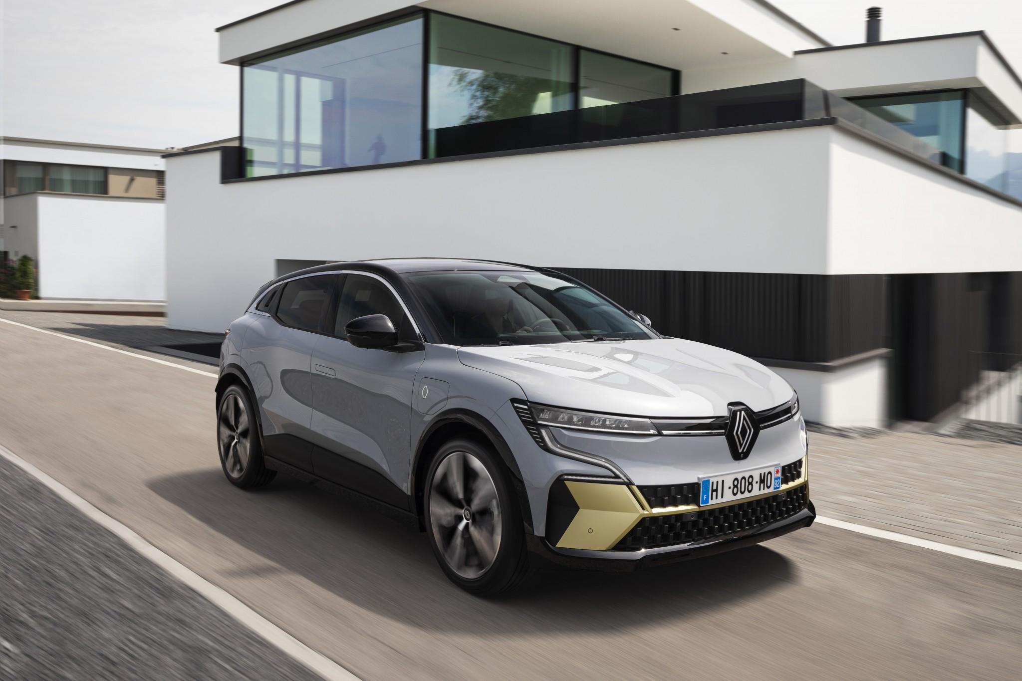 2021 - New Renault Mgane E-TECH Electric - Urban