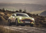Astonov SUV se pokaže